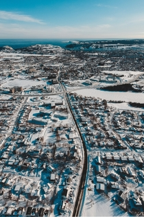 St Johns NL Canada Photo credit to Erik McLean