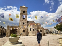 St Lazarus Church Larnaca Cyprus