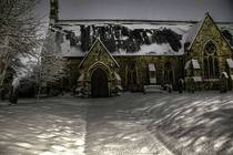 St Leonards in the Snow