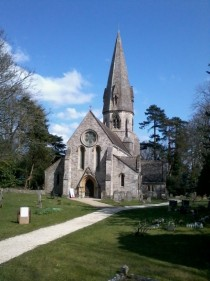 St Michaels Church Leafield Oxfordshire