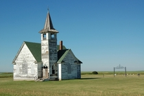 St Olaf Lutheran Church Williams County North Dakota