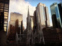 St Patricks Cathedral th Avenue New York City