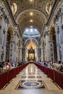 St Peters Basilica Rome Italy OC