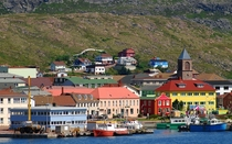St Pierre and Miquelon France North America