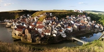 Staithes Yorkshire UK