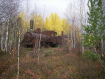 Stalins Railroad of death Stalinbahn in Siberia The railway was a project of the Soviet Gulag system that took place from  to