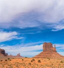 Standing Tall Monument Valley UT USA OC