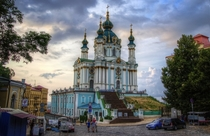 StAndrew Curch- Kiev