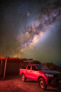 Stargazing in Chile under some of the darkest skies on Earth provides amazing views of our Galaxy