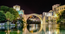Stari Most in Mostar Bosnia amp Herzegovina