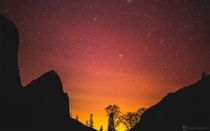 STARRISE - Yosemite Valley CA