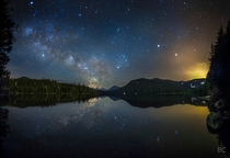 Starry Night by Ben Canales