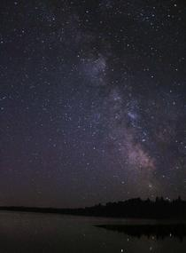 Starry Night in Northern Ontario