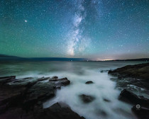 Stars and Suds Acadia National Park Maine