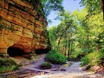 Starved Rock State Park in Illinois