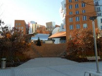 Stata Building at Massachusetts Institute of Technology