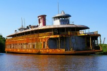 Staten Island Ferry MV Mary Murray Raritan River NJ