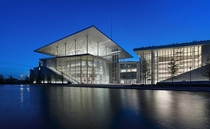 Stavros Niarchos Foundation Athens Greece