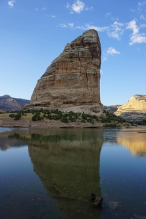 Steamboat Rock Dinosaur National Monument UT