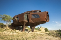 Steel House Lubbock TX USA - Robert Bruno   x