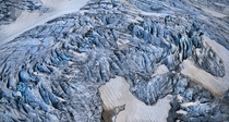 Stein Glacier in the Urner Alps switzerland