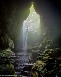 Stephens Gap Cave in Northern Alabama