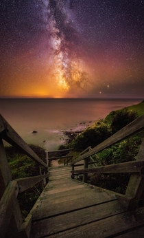 Steps To The Stars - Isle of Wight UK