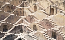 Stepwell Rajasthan India