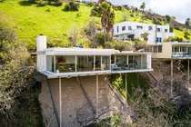Stilt House California  by Richard Neutra