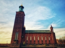 Stockholm City Hall is one of Swedens most iconic buildings The architect Ragnar stberg was inspired by many different styles and this is also evident in the City Hall The styles that are usually mentioned in connection with the City Hall are Renaissance