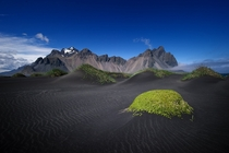 Stokksnes Iceland  by Vincent Xeridat