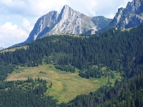 Stola meadows Tatry Poland  Photo by Jerzy Opiola