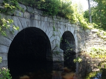 Stone Arches in Canterbury CT