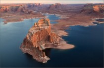 Stone Castles on Lake Powell  photo by izh Diletant