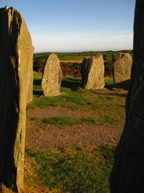 Stone Circle Co Mayo Ireland