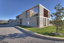 Stone House by Whitebox Architects