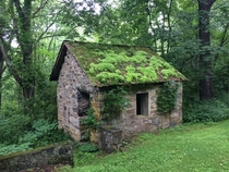 Stone hut Sussex County New Jersey