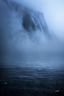 Storm born Fiordland New Zealand OC x williampatino_photography