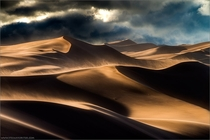 Storm in the Dunes - Great Sand Dunes National Park Colorado  photo by Stefan Forster