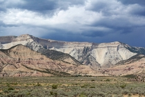 Storm rolling into the beautiful Colorado Western Slope