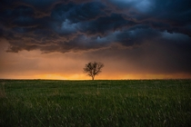 Storm season is here Eastern Wyoming  IG danielbenjaminphoto