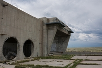 Storms Brewing Over Wyoming Atlas Missile Base