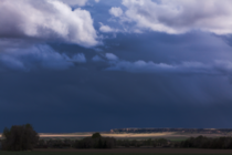Storms over Wyoming