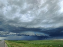 Stormy Skies in Southern AB