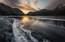Storvatnet Norway  by Stian Klo