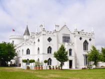 Strawberry Hill House London  x