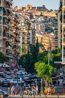 Streets of Thessaloniki Greece Photo credit  Alastair Graham