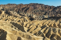 Structures at Death Valley USA