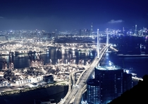 Stunning panorama of Hong Kong - SkyscraperCity
