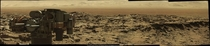 Stunning Panorama of Mars  Acquired by Curiosity Rover on Mission Sol  March